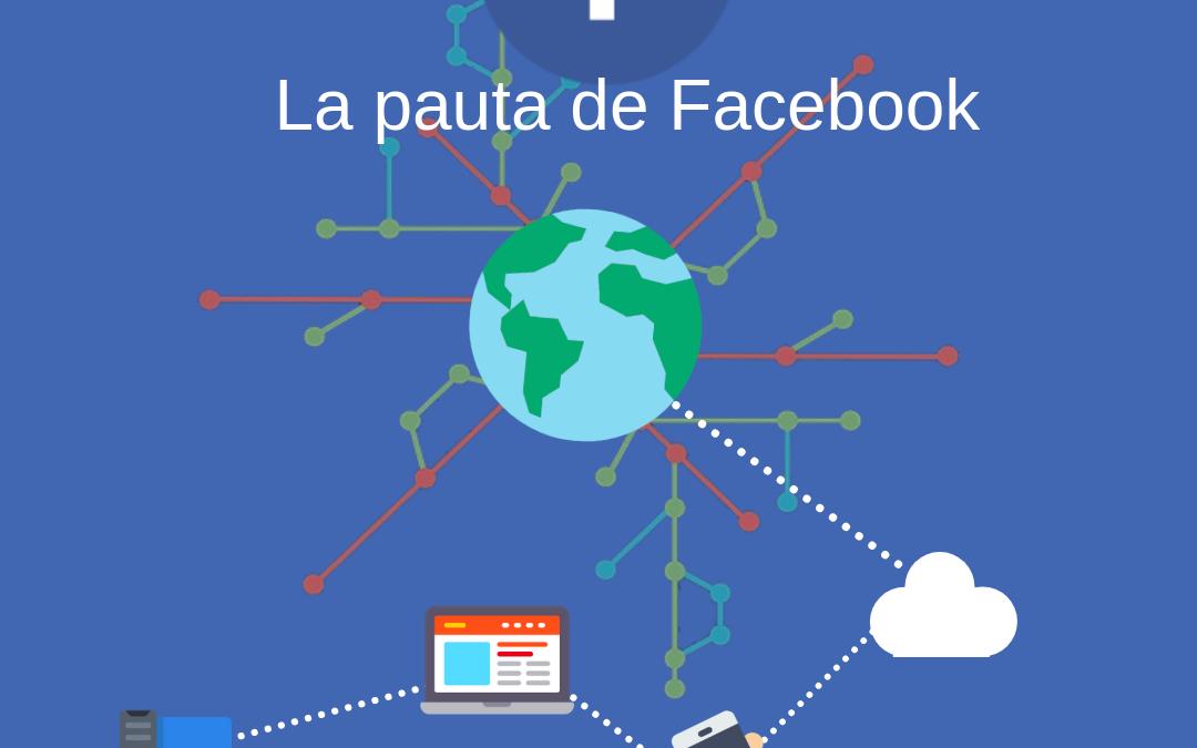 Usar facebook a mi favor la pauta